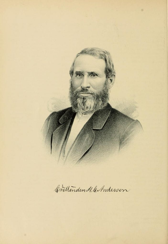 Crittenden H C Anderson