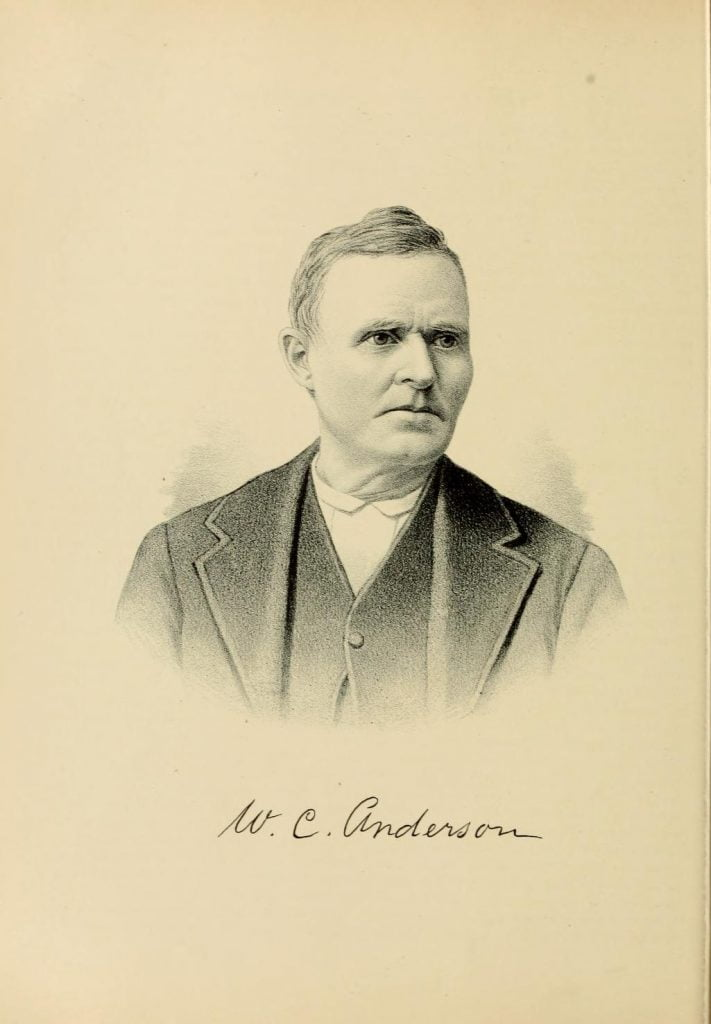 William C Anderson