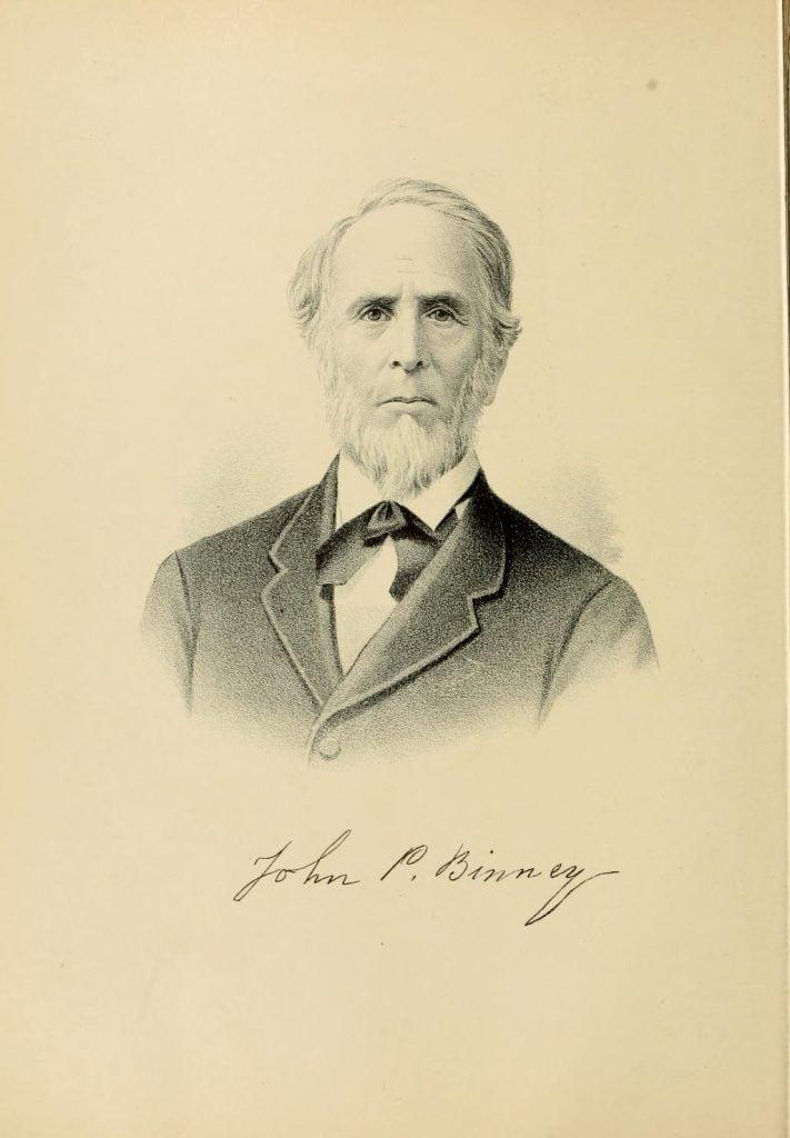 John P Binney