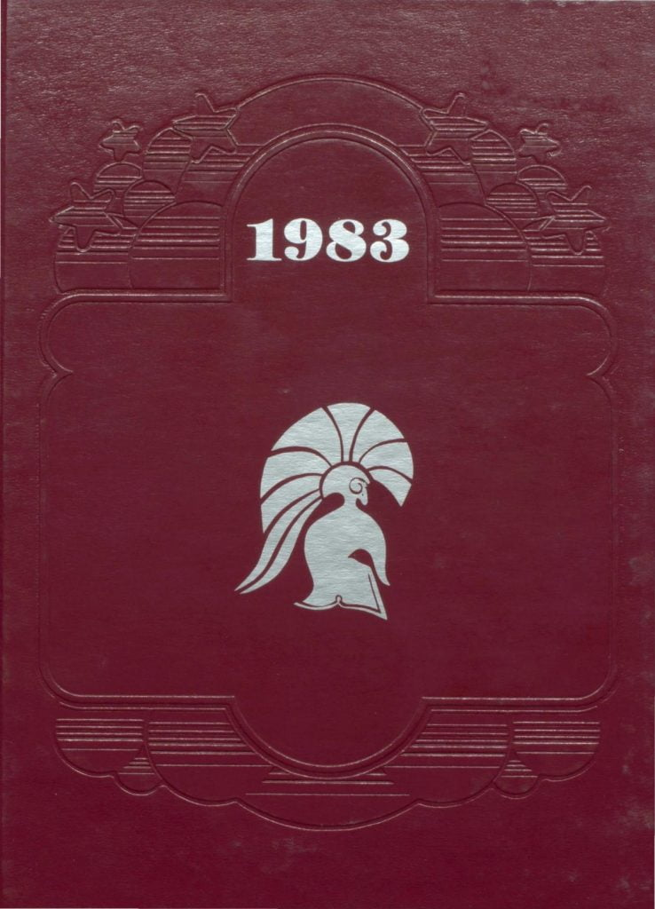 1983 ATHS Yearbook